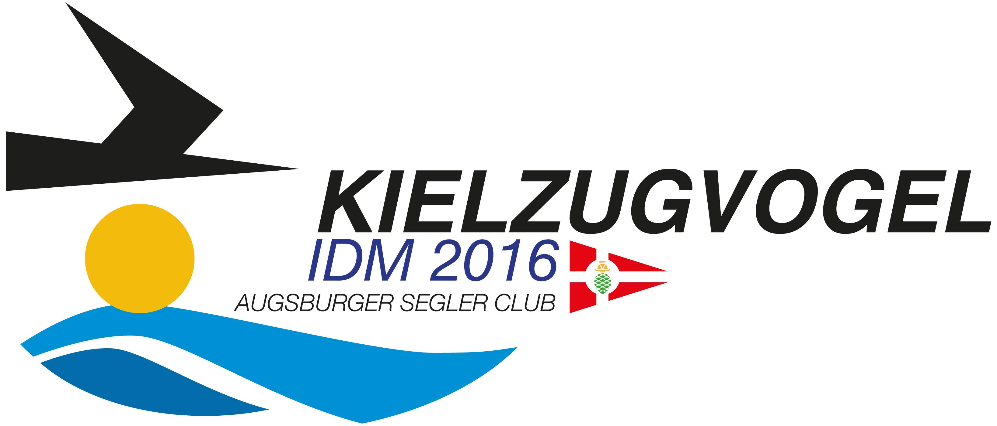Kielzugvogel IDM Logo