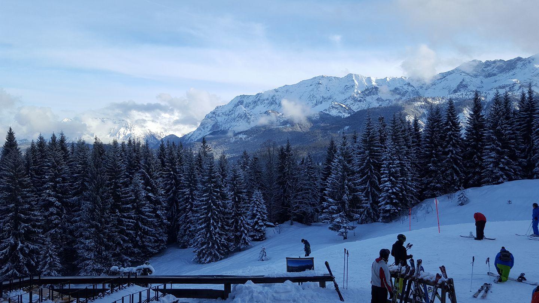 Ski Wochenende in Garmisch-Partenkirchen