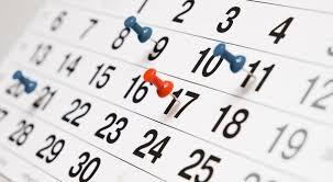 Neuer Regattakalender Online