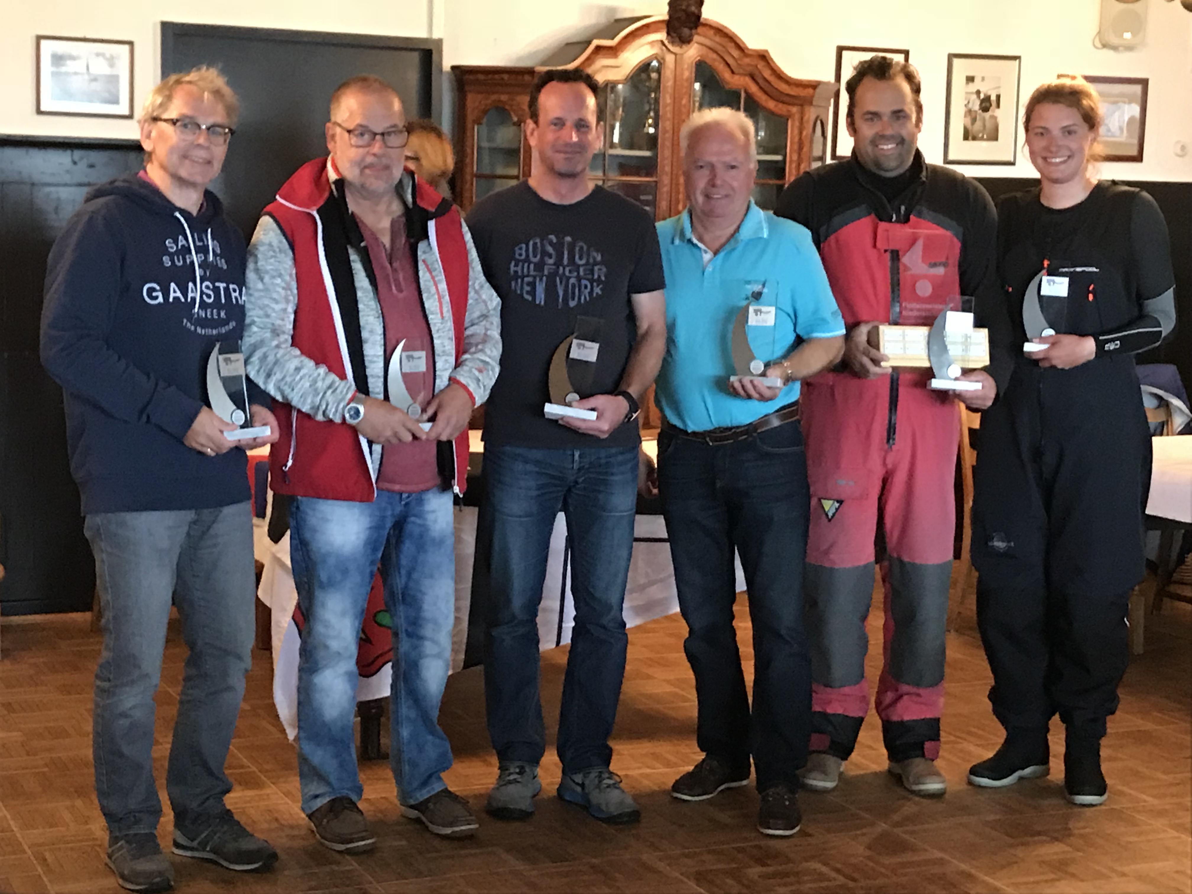 Manfred Brändle und Thorsten van Eyll gewinnen in Steinhude