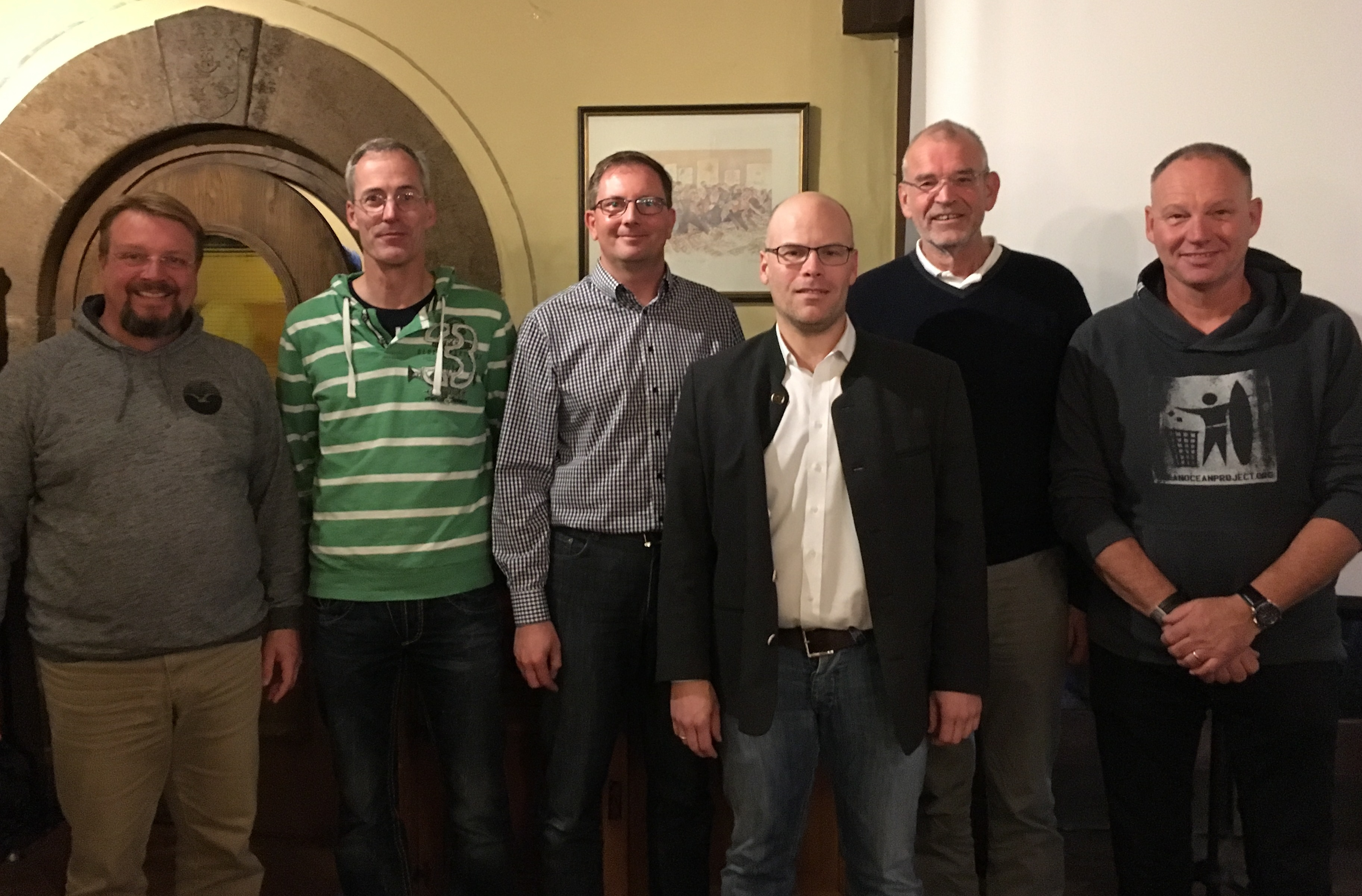 Neuer Vorstand KZV-Klassenvereinigung