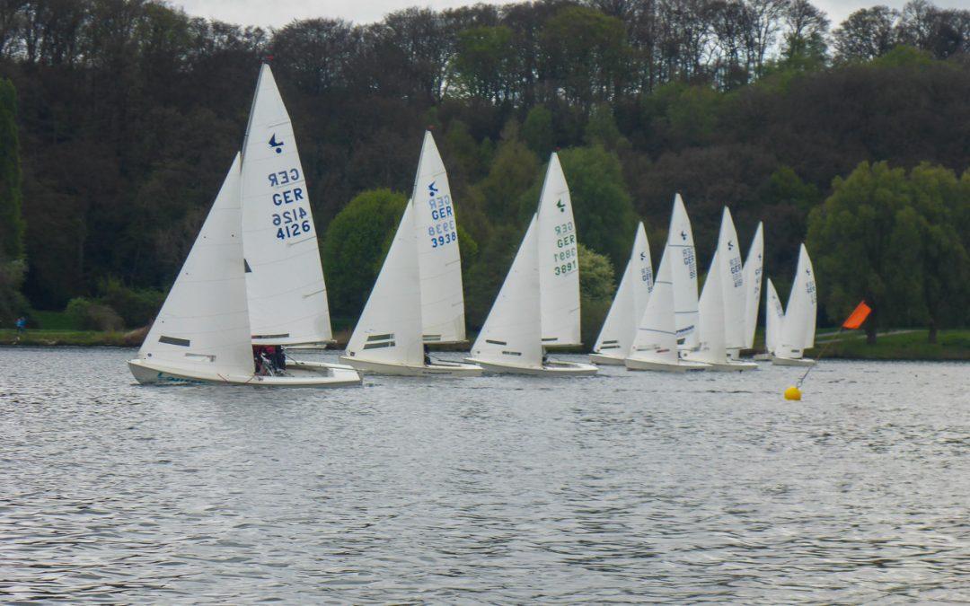 Regatta Saisonstart am Kemnader See