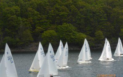 Ausschreibung Regatta auf dem Laacher See