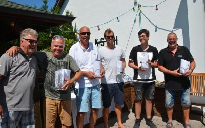 Jürgen und Philipp Reichardt gewinnen Sauerlandcup am Sorpesee
