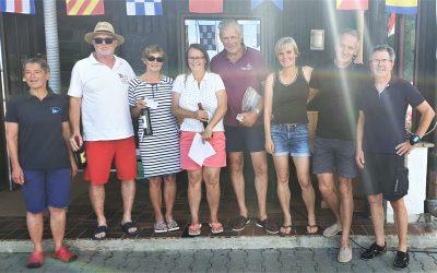 Gerd und Angi Diederich gewinnen am Staffelsee