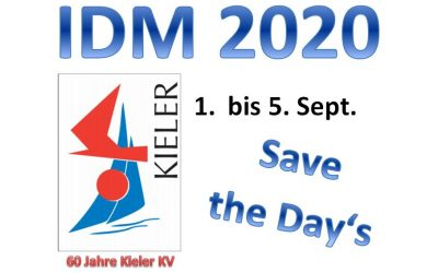 IDM 2020 1. bis 5. September in Waging