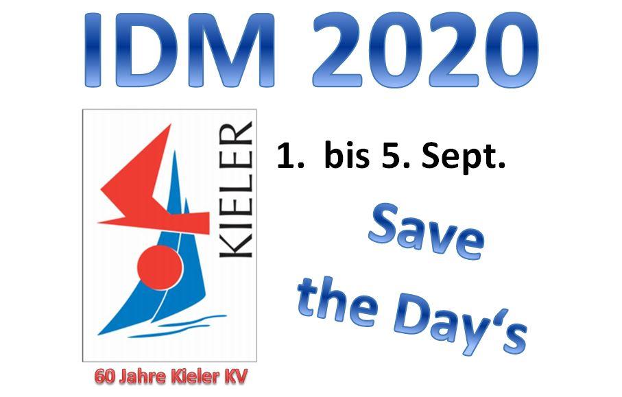 IDM 2020 1. bis 5. September in Waging