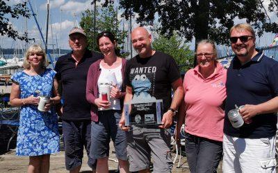 Alex Morgenstern und Stephanie Tauchert gewinnen König-Ludwig