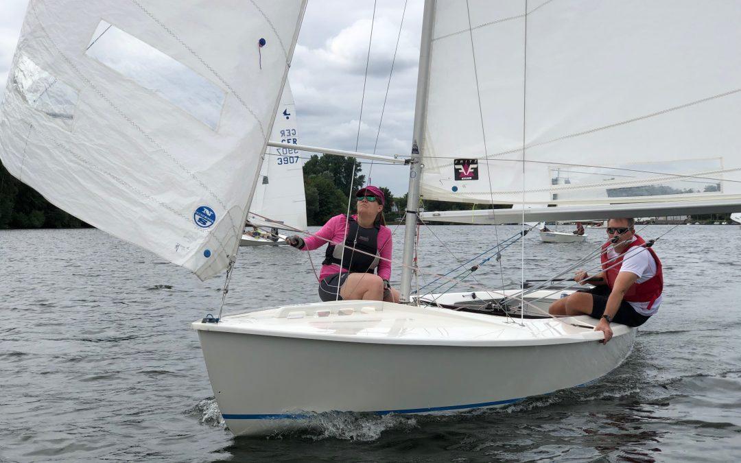 Oliver Babik und Katja Brüning gewinnen in Duisburg