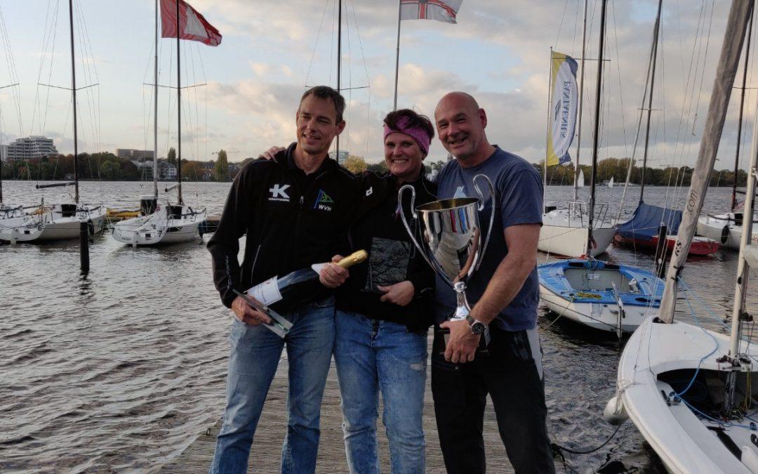 Tanja Seegelke und Alex Morgenstern werden Meister der Meister