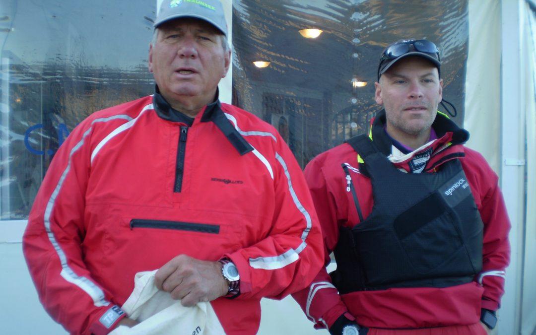 Herbert Kujan und Christian Huber gewinnen am Gardasee