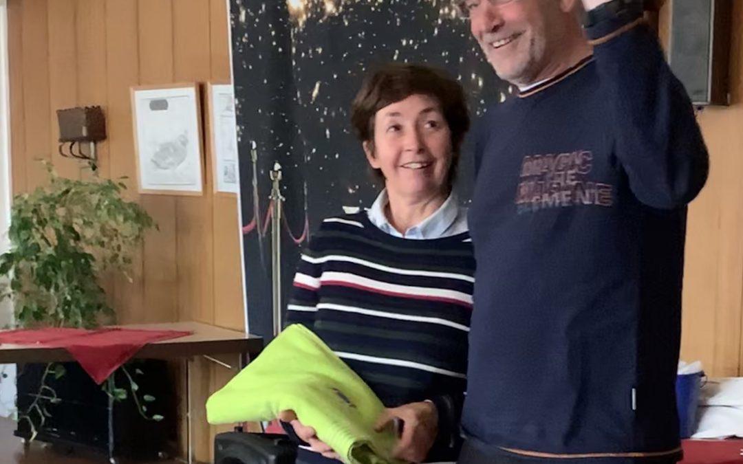 Hildegard Lax und Frank Schumacher gewinnen die Niederrheinmeisterschaft