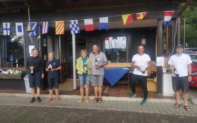 Elisabeth und Herbert Kujan gewinnen am Staffelsee