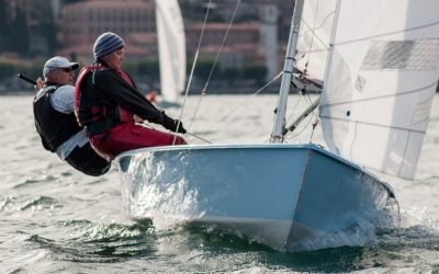 Tanja Seegelke und Alex Morgenstern gewinnen am Gardasee